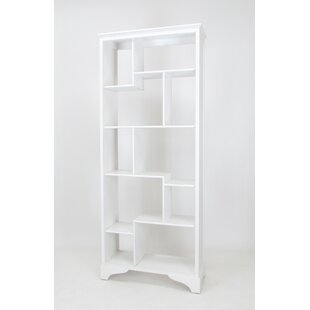 Workman Geometric Bookcase