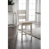 Krueger 24.5 Counter Stool (Set of 2) by Rosecliff Heights