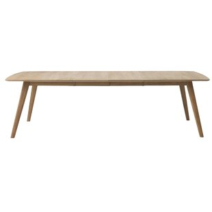 Quintin Extendable Dining Table By Isabelline