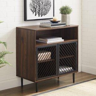 Mekhi Display Cabinet By Brayden Studio