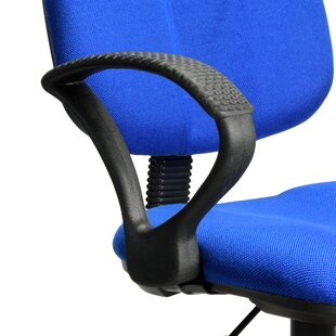 Adjustable Shark Fin Arms For Task Operator Chair (Set Of 2) By Mercury Row