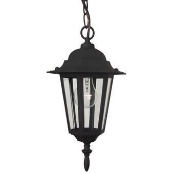 Breakwater Bay Frederica 1 Light Outdoor Hanging Lantern Reviews Wayfair