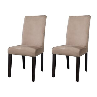 Maria Parsons Chair (Set of 2) by Chintaly Imports