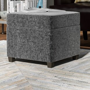 Pryor Creek Storage Ottoman by Trent Austin Design
