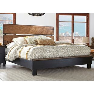 Big Sur Panel Bed
