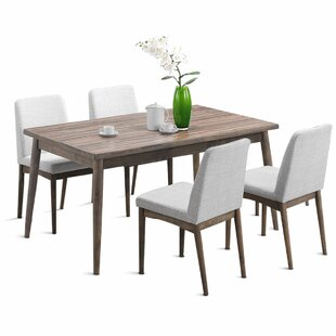 Easterling 5 Piece Dining Set