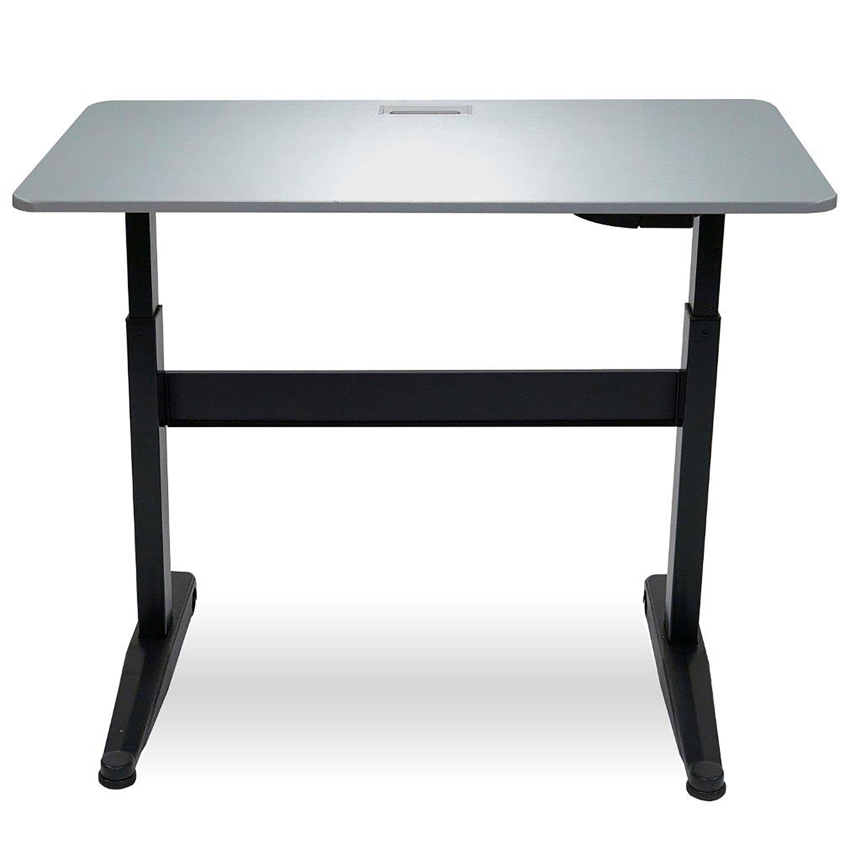 Symple Stuff Hogle Standing Desk Wayfair