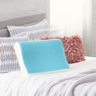 Down and Feathers Pillow Sharper Image