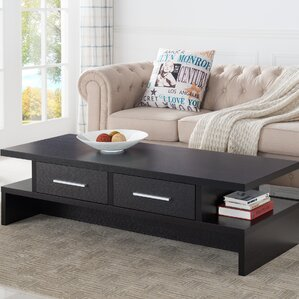 Suri Coffee Table by Latit..