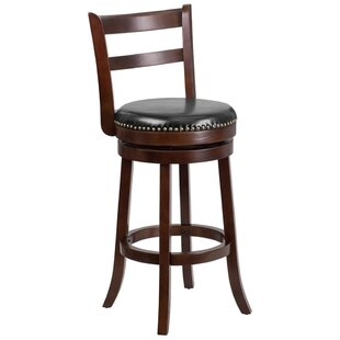 Eaves 30 Swivel Bar Stool DarHome Co
