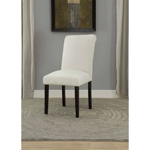 Eby Upholstered Dining Chair (Set of 2) by Charlton Home