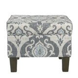 Metivier Storage Ottoman by Bungalow Rose
