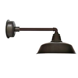 Goodyear 1-Light Outdoor Barn Light