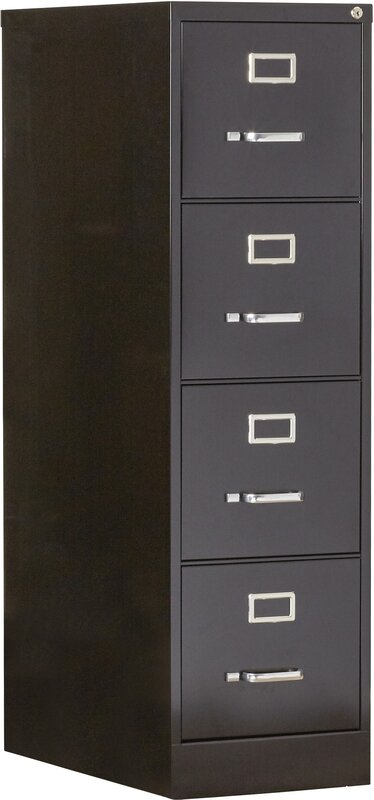 Charmant Kane 4 Drawer Commercial Letter Size File Cabinet