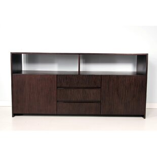 Garis Open Sideboard by Indo Puri