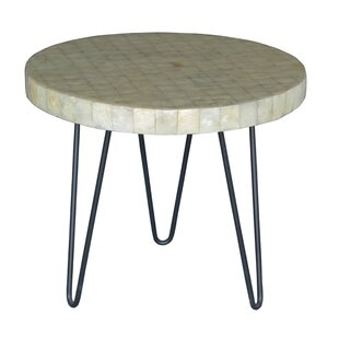 Rondeau End Table by August Grove