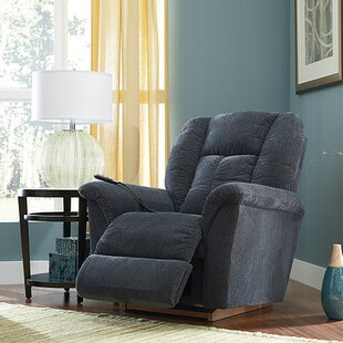 Jasper Manual Rocker Recliner La-Z-Boy
