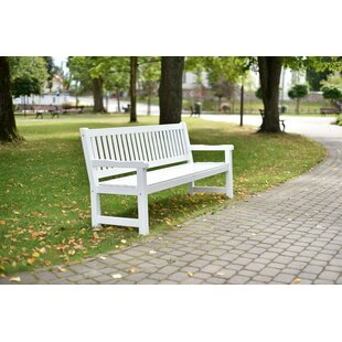 Olwanda Wooden Bench By Sol 72 Outdoor