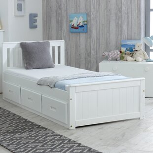 Single Cabin Bed with Drawers by Just Kids