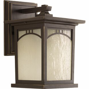 Shmuel 1 Light Outdoor Wall Lantern
