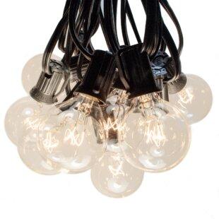 Jaime 50 Ft. 50-Light Globe String Lights By Laurel Foundry Modern Farmhouse