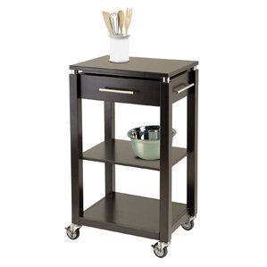 Linea Kitchen Cart by Luxury Home