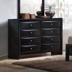Borkovany 8 Drawer Double Dresser