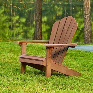 West Palm Plastic Adirondack Chair by Shine Company Inc.