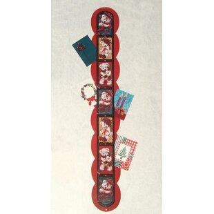 wall christmas card display wayfair