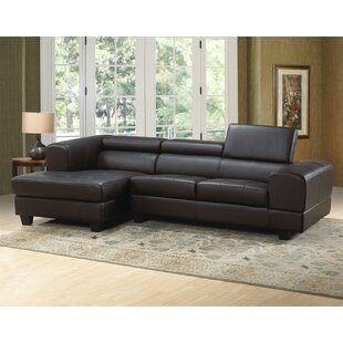 Shop Reclining Sectional by Hokku Designs