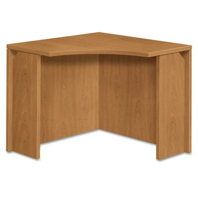 10500 Series Curved Corner Desk Shell HON