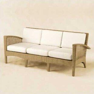 Trinidad Wicker Sofa with ..