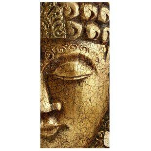 Vintage Biddha Magnet Board By Bloomsbury Market