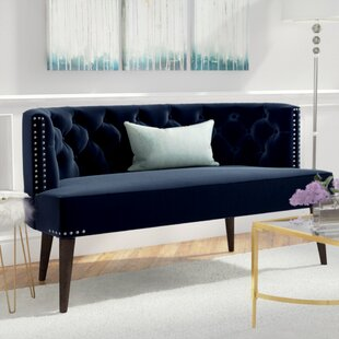 Winnetka Settee by Charlton Home