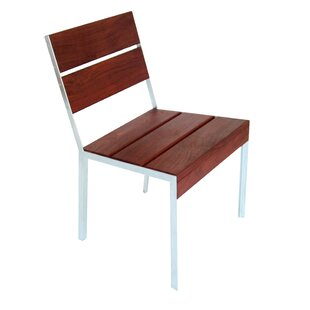 Etra Large Patio Dining Chair with Cushion by Modern Outdoor
