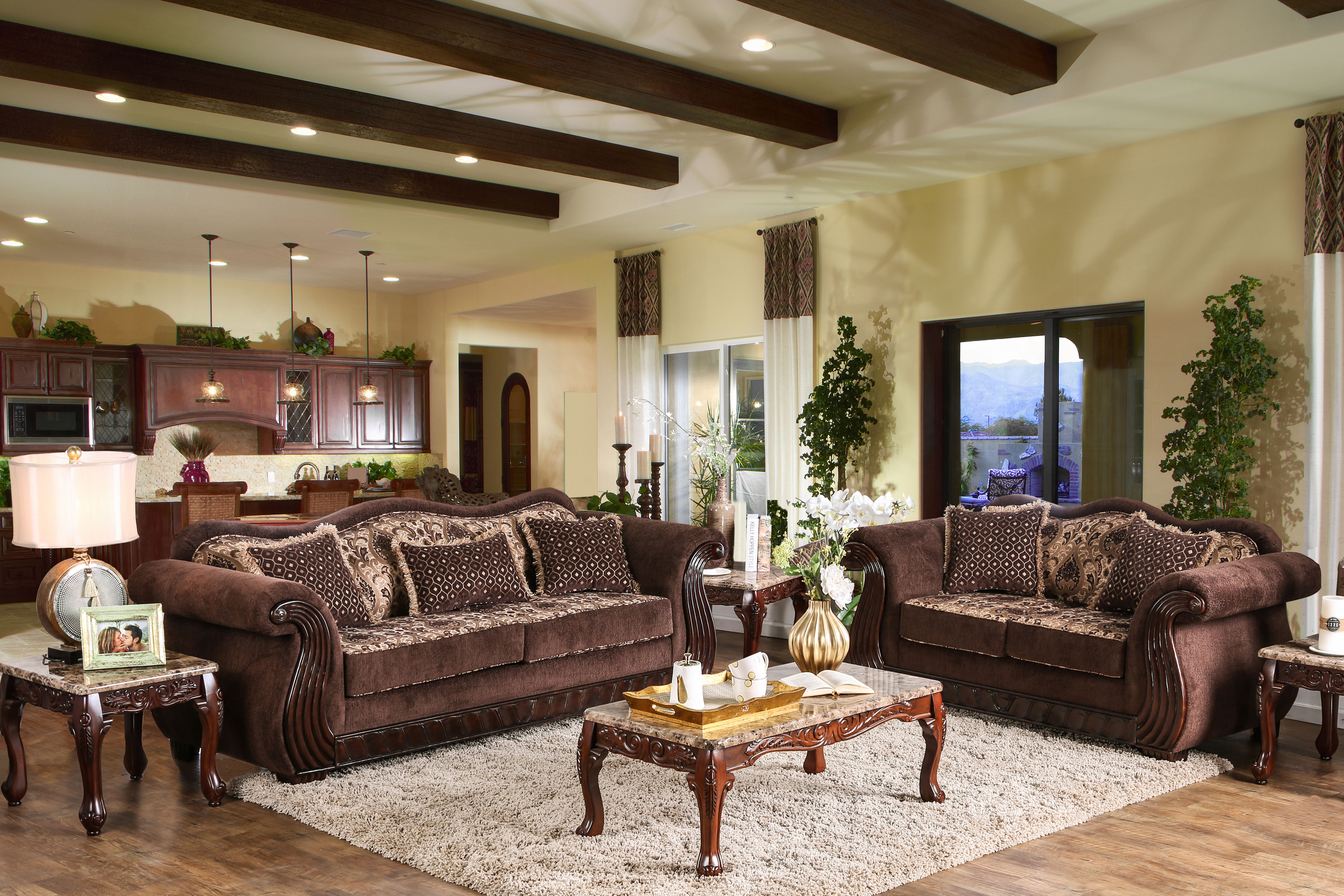 Astoria grand donham configurable living room set wayfair