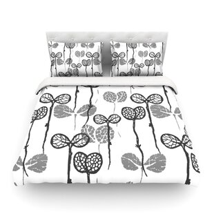 Seedlings of Change by Gill Eggleston Featherweight Duvet Cover