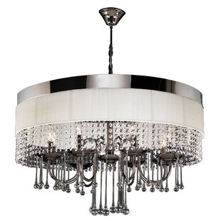 House of Hampton Dunia 8-Light Chandelier