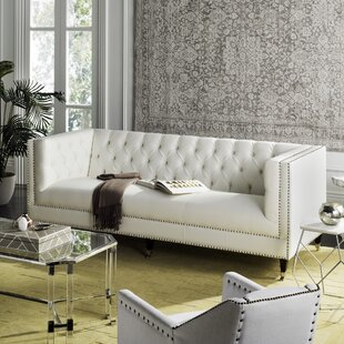 Reynaldo Upholstered Chesterfield Sofa