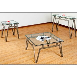 Buying Clare 3 Piece Coffee Table Set By Mistana