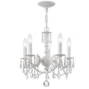 House of Hampton Octavia 5-Light Chandelier