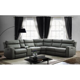 Orren Ellis Windle Reversible Modular Sectional