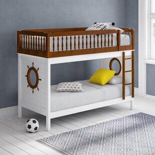 Dex Single Bunk Bed By Harriet Bee