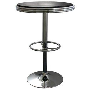 Latitude Run Apollonia Soda Fountain Pub Table