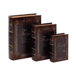 Decorative Book Box Wayfair