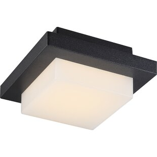 Parada 1 Light Outdoor Flush Mount By Sol 72 Outdoor