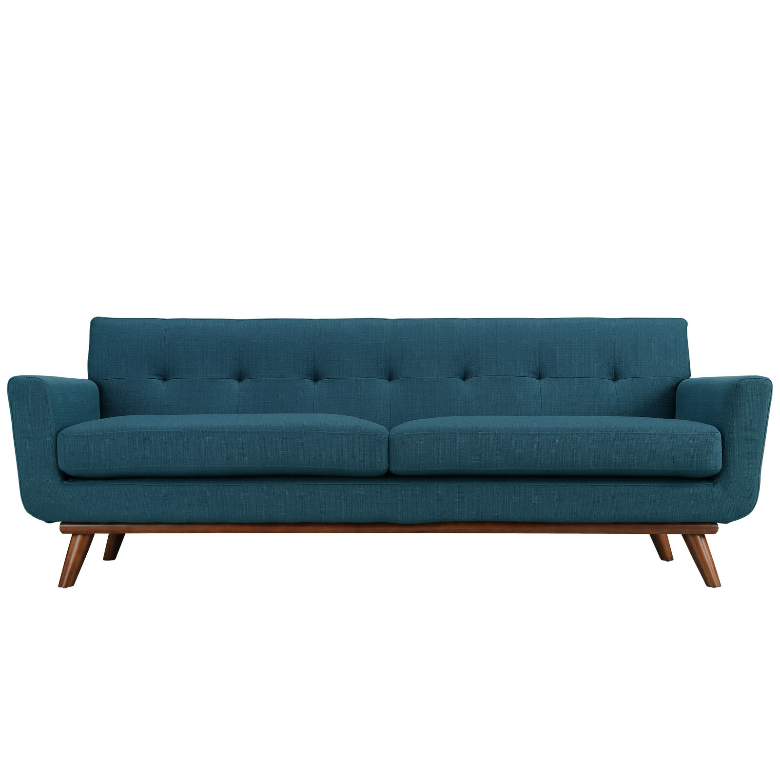 Johnston Upholstered Sofa Reviews Allmodern