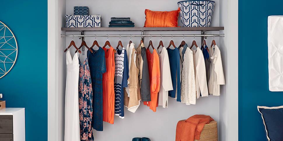 Premium Wood Shelving Wall Shelf