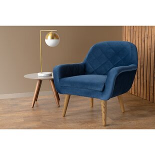 Shop For Wetherby Armchair by Everly Quinn Reviews (2019) & Buyer's Guide