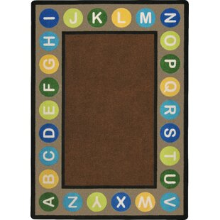 Best Reviews Brown Area Rug ByThe Conestoga Trading Co.